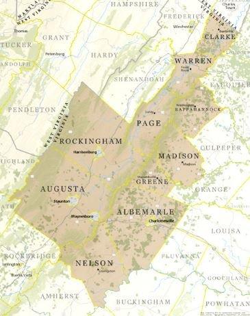 brprism map